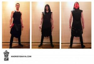 мужская юбка брюки